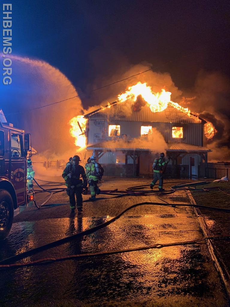 Photo courtesy of EMT C. Rowley