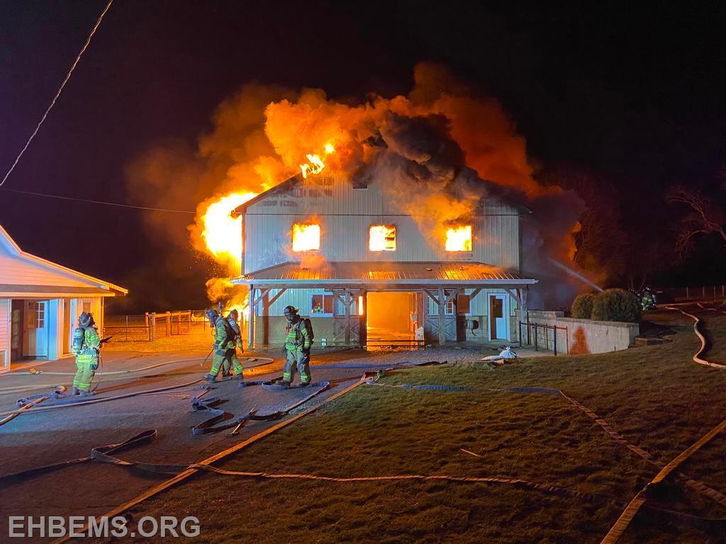 Photo courtesy of EMT J. Motter