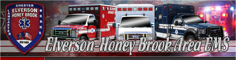 Elverson Honey Brook Emergency Medical Services - Chester County