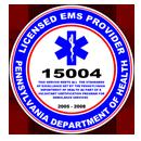 Licensed EMS Provider